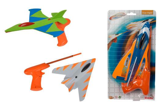 Obrázek z Vystřelovací letadlo, 3 druhy