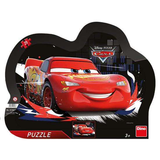 Obrázek z Cars: Souboj 25D deskové puzzle