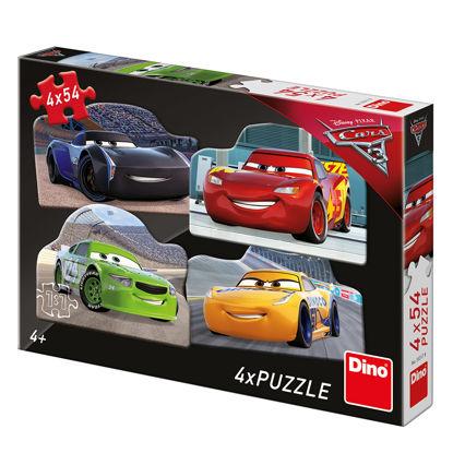 Obrázek Puzzle Cars 3: Rivalové 4x54D