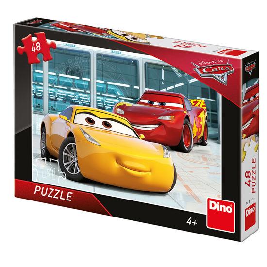 Obrázek z Puzzle Cars 3: Příprava 48 dílků