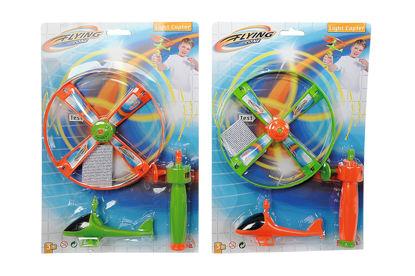 Obrázek Vystřelovací vrtulník se světlem, 2 druhy
