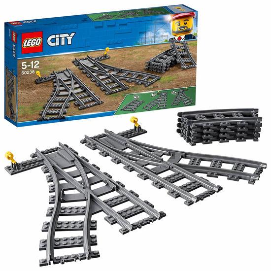 Obrázek z LEGO City 60238 Výhybky