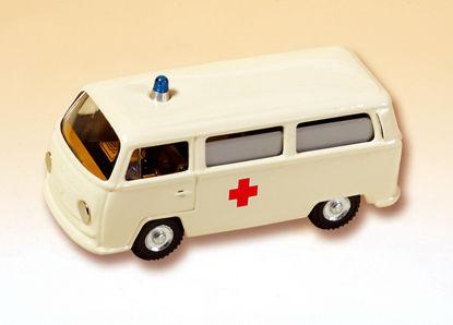 Obrázek VW sanitka retro