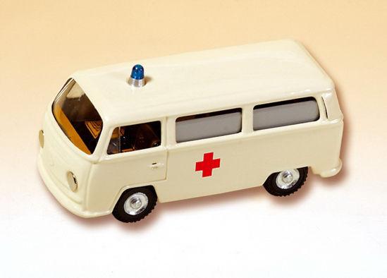 Obrázek z VW sanitka retro
