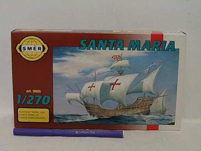 Obrázek Stavebnice Santa Maria  1:270