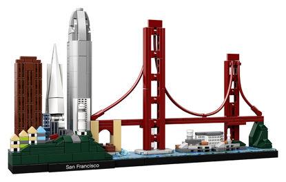 Obrázek LEGO Architekt 21043 San Francisco