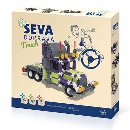 Obrázek SEVA  DOPRAVA stavebnice – Truck