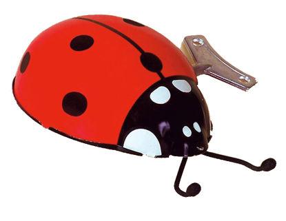 Obrázek Sluníčko červené (klíček)
