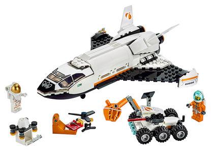 Obrázek LEGO City 60226 Raketoplán zkoumající Mars