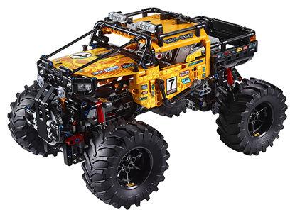 Obrázek LEGO Technic 42099 RC Extrémní teréňák 4x4