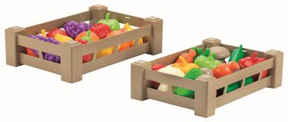 Obrázek Přepravka s ovocem nebo zeleninou
