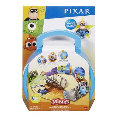 Obrázek Pixar MINI SVĚT HERNÍ set