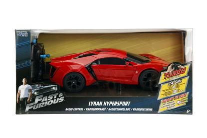 Obrázek Rychle a zběsile RC auto Lykan Hypersport 1:16
