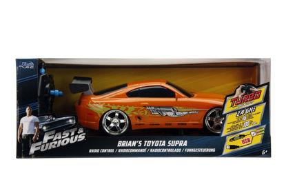 Obrázek Rychle a zběsile RC auto Brian's Toyota 1:16