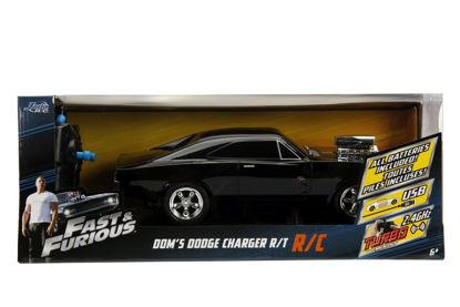 Obrázek Rychle a zběsile RC auto 1970 Dodge Charger 1:16