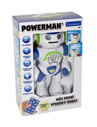 Obrázek Robot na ovládání CZ