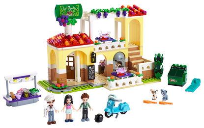 Obrázek LEGO Friends 41379 Restaurace v městečku Heartlake