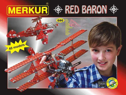 Obrázek Merkur Red Baron