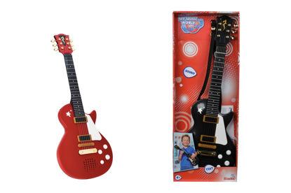 Obrázek Dětská rocková kytara