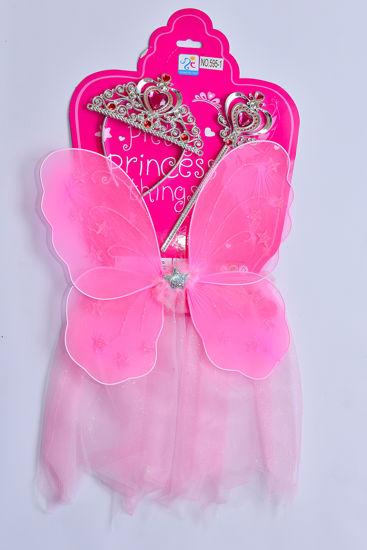 Obrázek z Šaty pro princeznu - růžové