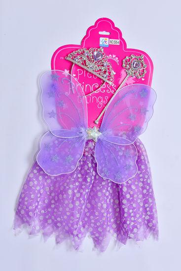 Obrázek z Šaty pro princeznu - fialové