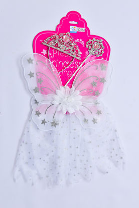 Obrázek Šaty pro princeznu - bílé