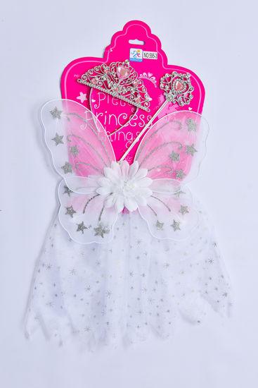 Obrázek z Šaty pro princeznu - bílé