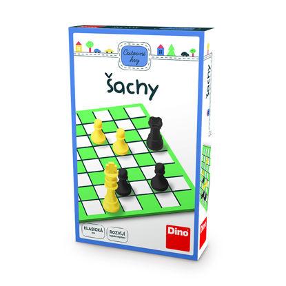 Obrázek ŠACHY Cestovní hra
