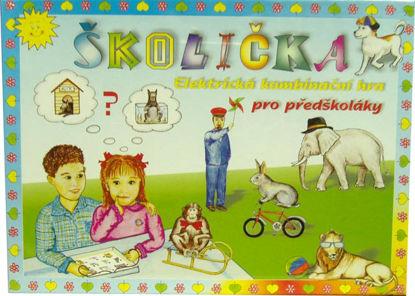 Obrázek Výuková hračka Školička