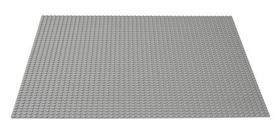 Obrázek z LEGO Classic 10701 Šedá podložka na stavění