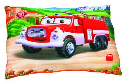 Obrázek Tatra hasiči polštářek