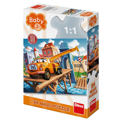 Obrázek Puzzle Tatra maxi puzzle