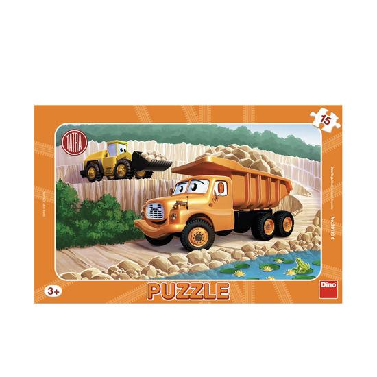 Obrázek z Puzzle atra 15D deskové