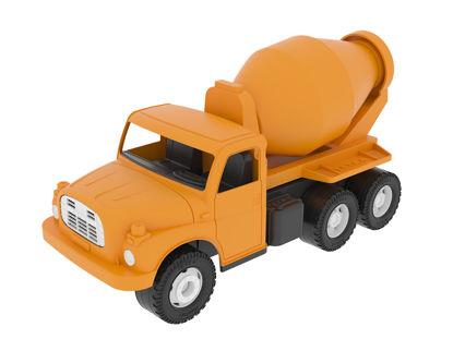 Obrázek Tatra 148 míchačka oranžová 30cm