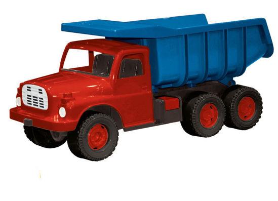 Obrázek z Dětské auto Tatra 148 velká modročervená