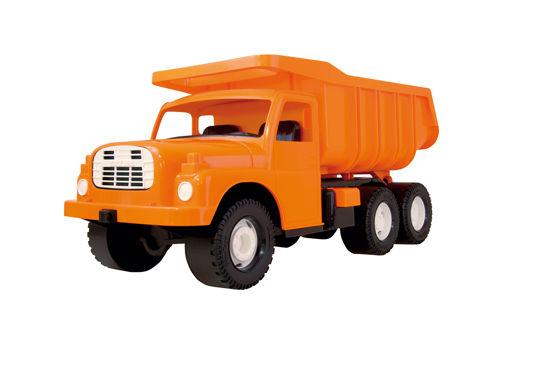 Obrázek z Dětské auto Tatra oranžová KLASIK