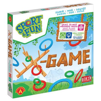 Obrázek Hra Sport&Fun X-GAME