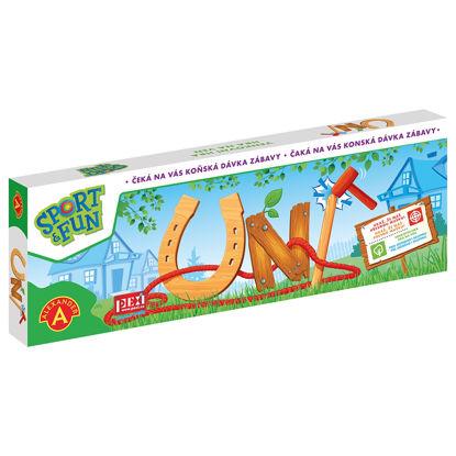 Obrázek Hra Sport&Fun UNI-Hod podkovou