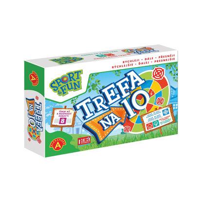 Obrázek Hra Sport&Fun TREFA na 10