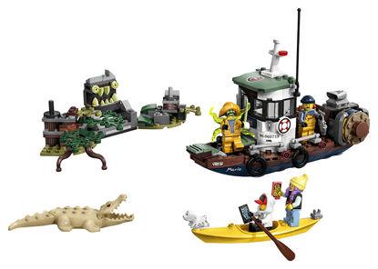 Obrázek LEGO Hidden Side 70419 Stará rybářska bárka