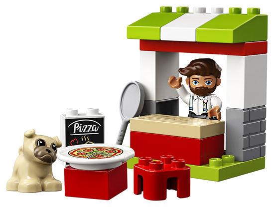 Obrázek z LEGO Duplo 10927 Stánek s pizzou