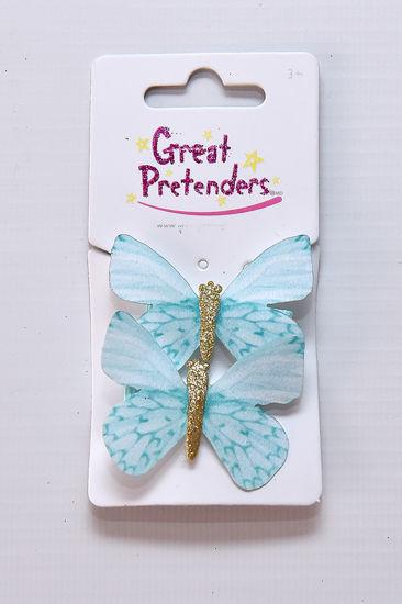 Obrázek z Sponky motýlci