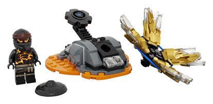 Obrázek LEGO Ninjago 70685 Spinjitzu úder – Cole