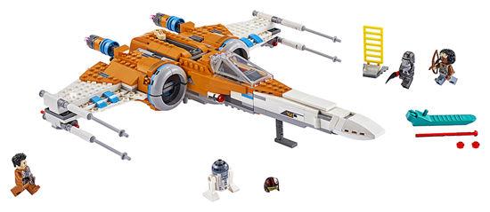 Obrázek z LEGO Star Wars 75273 Stíhačka X-wing Poe Damerona
