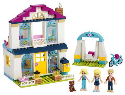 Obrázek LEGO Friends 41398 Stephanie a její dům 4+
