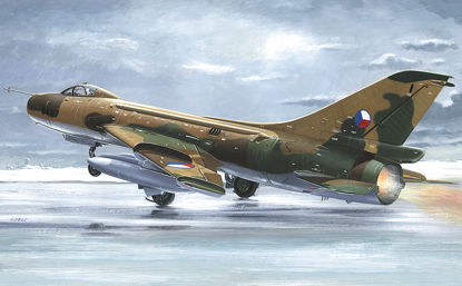 Obrázek Stabvebnice Suchoj Su-7 BKL