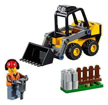 Obrázek LEGO City 60219 Stavební nakladač