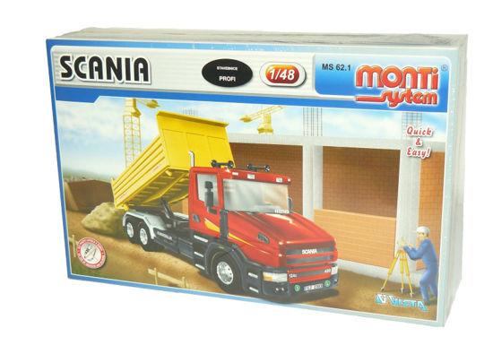 Obrázek z Stavebnice Monti 62.1 Scania