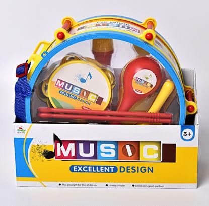 Obrázek Buben s nástroji