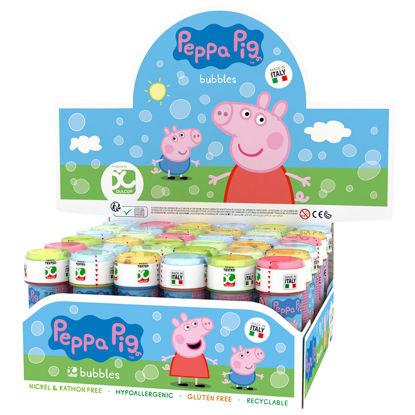 Obrázek Bublifuk Peppa Pig 60 ml